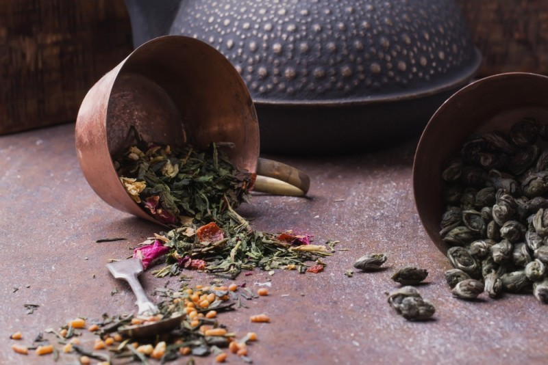 Sydafrika har sin helt egen te
